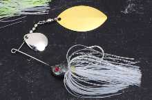 Mouse - Nordbye's Finesse Spinnerbait